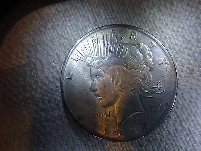 1922 PEACE SILVER USA Dollar Coin 1oz Silver