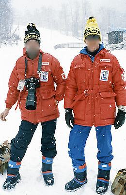 Lake Placid Winter Olympic Press Photographers Official Anorak issued By Canon