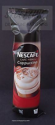 73mm InCup 240 Nescafe Cappuccino for vending machines or just add boiled water!