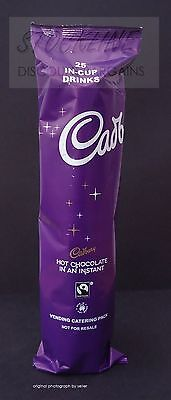 73mm InCup 300 Cadbury D/Choc for vending machines or just add boiled water!