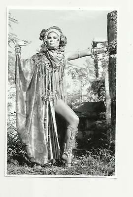 (N92)Sexy Raquel Welch Rwp (An19) Photo Postcard Film Star Glamour Pin Up Actres
