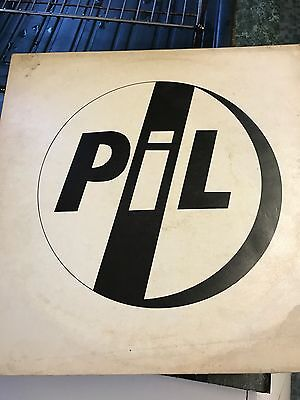 Public Image Ltd This Is Not A Love Song 12 Inch Single