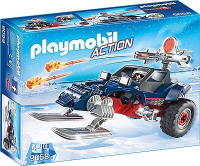 Playmobil - Action - 9058 - Eispiraten-Racer - NEU OVP