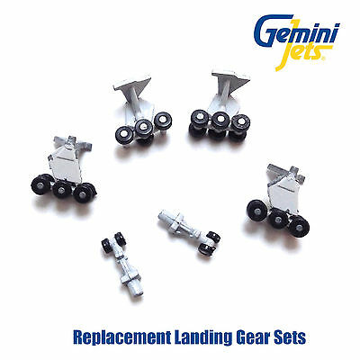 Gemini Jets Replacement Landing Gear sets for 1/400 and 1/200 Scale Models