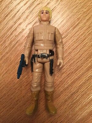 Luke Skywalker Bespin Fatigues 1980 Action Mini figure