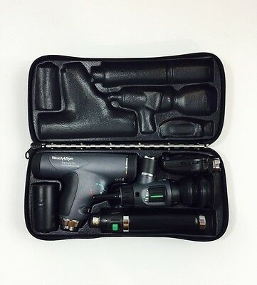 Welch Allyn Lithium Panoptic Diagnostic Set /Macroview Otoscope/Ophthalmoscope