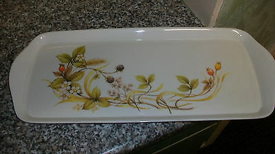 """marks & spencers harvest tray size 14"""" long and 7"""" wide"""