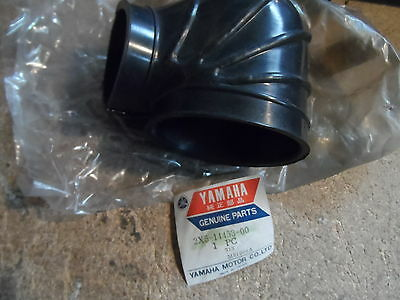 Genuine Yamaha Yz400 It400 It425 Carb To Air Box Rubber 2X5-14453-00 Nos