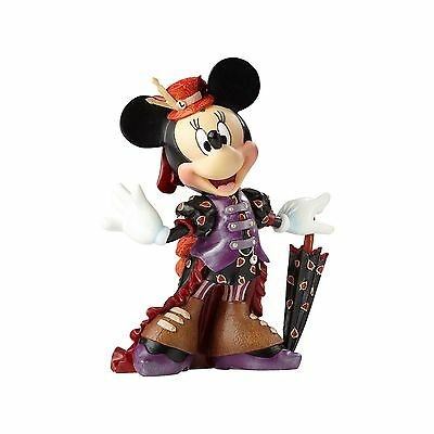 Disney Showcase Steampunk Minnie Mouse Resin Figurine New with Box
