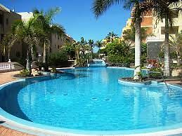 Holiday apartment  Tenerife South 1 bed  Luxurious & clean with all mod cons