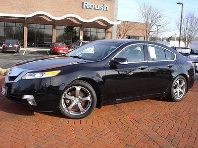 2009 Acura TL 4dr Sedan SH-AWD Tech KEYLESS TOUCH ENTRY+ALL WHEEL DRIVE+NAVIGATION+MORE!
