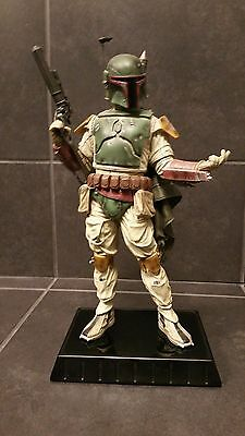 Boba Fett Statue - *Signed!* - Gentle Giant