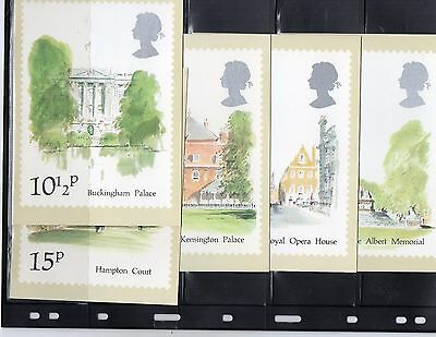 1980 London Landmarks Mint Phq Set From Collection P12