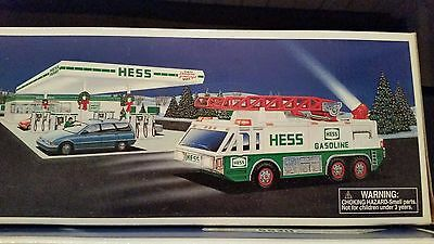 1996 Hess Emergency Truck brand new sealed