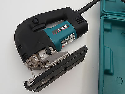 Makita Pro Jigsaw 4340T, Made in England - New condition
