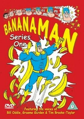 Bananaman - Series One [DVD] [2004] - DVD  PKVG The Cheap Fast Free Post