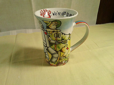 Paul Cardew 2011 Wizard of Oz Coffee Tea Cup
