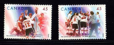 Canada-Russia Hockey Series Of The Century,  Mint Nh