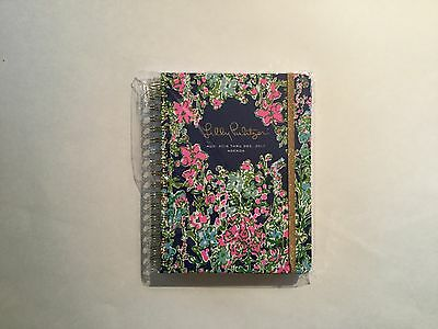 Lilly Pulitzer Large 17 Month 2016-2017 Agenda, Southern Charm 162022