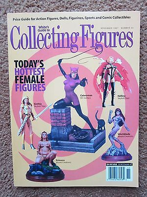 White's Guide to Collecting Figures Magazine November 1997 NEAR MINT