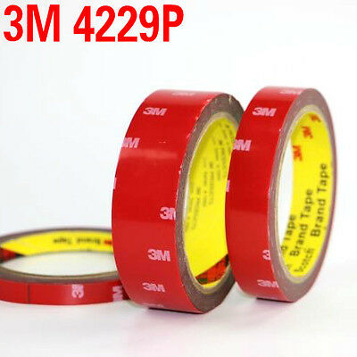 3M 4229P Double Sided Foam Tape Acrylic length 3 Metres for Auto Truck Car