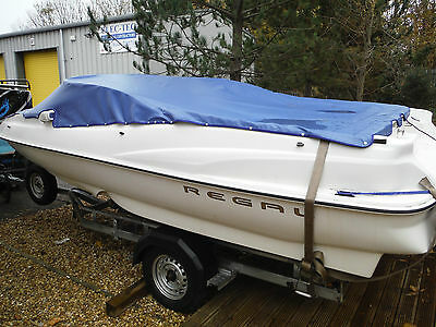 Regal Sports 1800L Sr Bowrider Mercruiser 1.7 Turbo Diesel 2002 ***rare Boat***