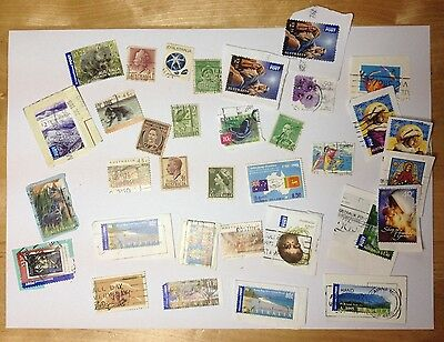 Australian Postage Stamps, Various.