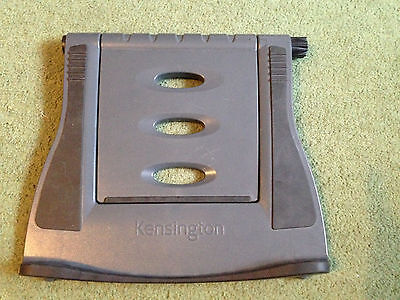 Kensington Laptop Cooling Pad Fan Stand Smart Easy Portable Foldable Gaming Play