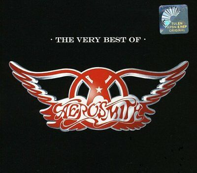 Aerosmith - The Very Best of Aerosmith - Aerosmith CD BKVG The Fast Free
