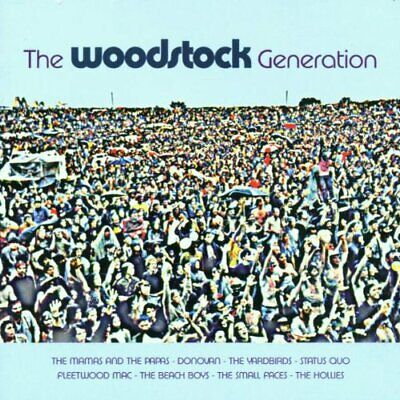 Various Artists - The Woodstock Generation - Various Artists CD 54VG The Fast
