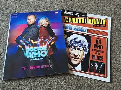 Doctor Who Magazine. Issue 508. And Countdown Reprint.