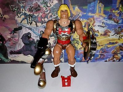 He man Flying Fists ~ Masters of the Universe Motu Mattel Vintage