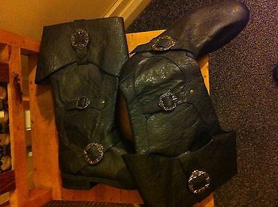 Carribean Pirate / Larp Boots. Costume,Cosplay
