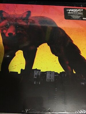 Prodigy - The Day Is My Enemy (Limited 3xVinyl Box) NEU+OVP! Sofort Lieferbar!!!
