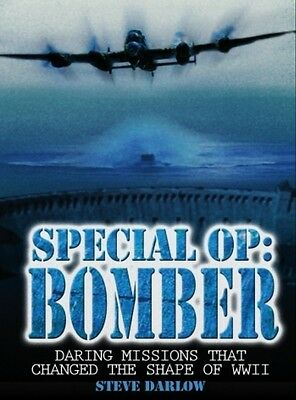 WW2 Europe Bomber Command book author signed + 5 RAF 617 Sq vets inc a Dambuster