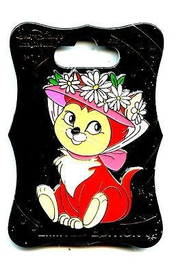 Walt Disney Imagineering - Dapper Cats Pin Set - Dinah from Alice in Wonderland