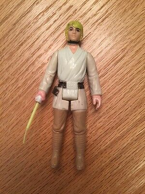 Luke Skywalker 1977 Mini Action Figure