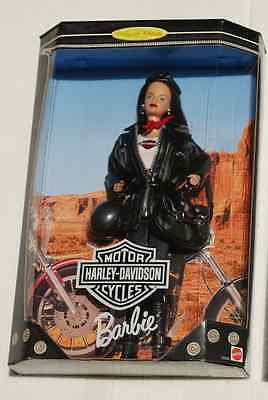 Collector Edition  HARLEY-DAVIDSON Motorcycle  #2 1998 BARBIE Doll