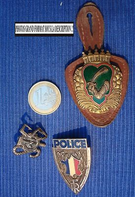 A identifier : Insigne Militaire Police FNS 21eme DIA