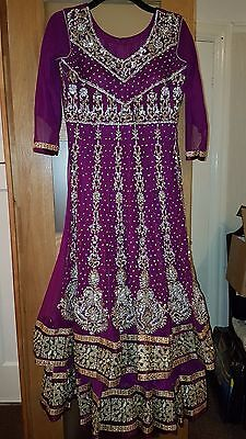 Asian/Indian/Pakistani Designer Anarkali Wedding Salwar Kameez Suit/kurti/lehnga
