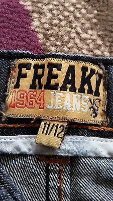 Freaky Jeans Trousers Boys 11-12 Years