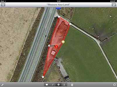 1/2 acre land/yard within half a mile of Jamicia inn Cornwall