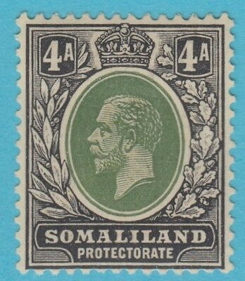 Somaliland 69 Mint Hinged Og *   No Faults Extra Fine  !