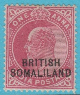 Somaliland 22 Mint Hinged Og *    1903 No Faults Extra Fine  !