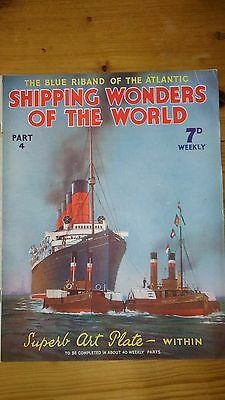 SHIPPING WONDERS OF THE WORLD MAGAZINE - Part 4
