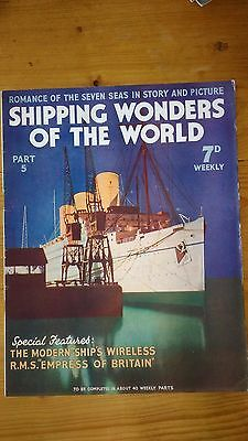 SHIPPING WONDERS OF THE WORLD MAGAZINE Part 5