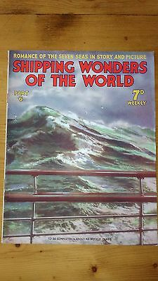 SHIPPING WONDERS OF THE WORLD MAGAZINE - Part 6