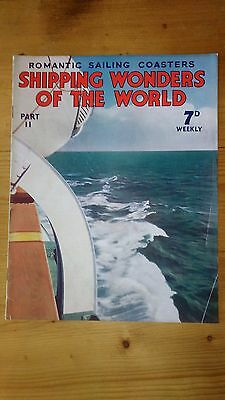 SHIPPING WONDERS OF THE WORLD MAGAZINE - Part 11, Romantic Sailing Coasters