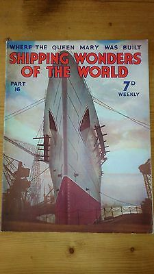 SHIPPING WONDERS OF THE WORLD MAGAZINE - Part 16