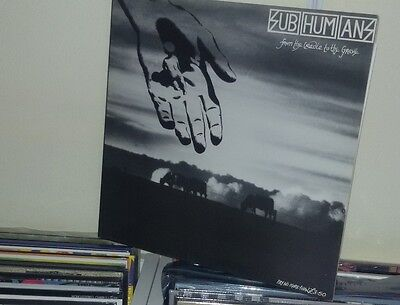 Subhumans - From The Cradle To The Grave (Lp)